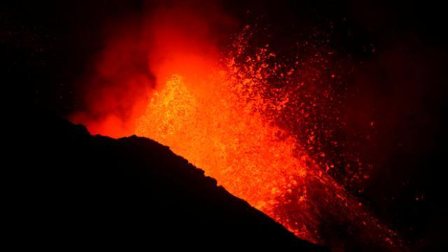 Cumbre Viejada lavlar 431 hektarlık alanı kapladı