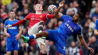 Manchester United Everton ile berabere kaldı