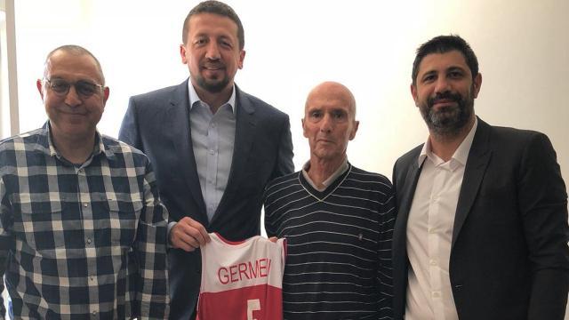 Türk basketbolunun duayenlerinden Nur Germen vefat etti