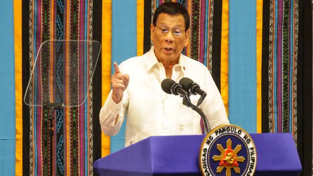 Filipinler Devlet Başkanı Duterte siyaseti bırakıyor