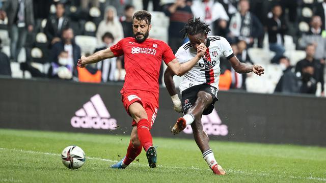 Sivassporun yenilmezlik serisi sona erdi