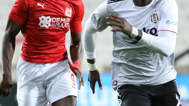 Beşiktaş ile Sivasspor 31. randevuda