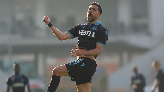 Trabzonsporda Bakasetas göz kamaştırıyor