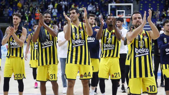Fenerbahçe Beko Yunanistan deplasmanında