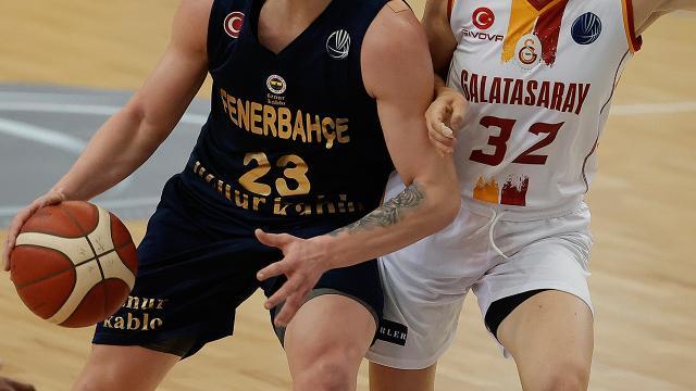 FIBA Kadınlar Avrupa Liginde Türk derbisi