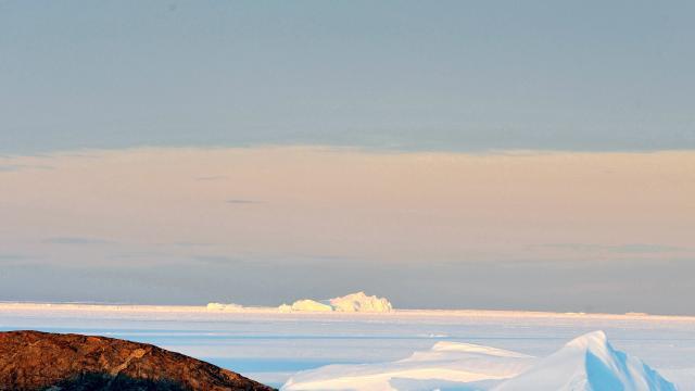 Güney Kutbunun son 30 yıldaki en soğuk günleri