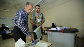 12 ülkeden Irak'ta yapılacak seçimlere destek