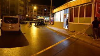 İzmir'de kafeye silahlı saldırı