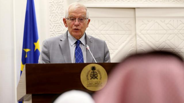 AB Temsilcisi Borrellden Suudi Arabistan ile iş birliği mesajı
