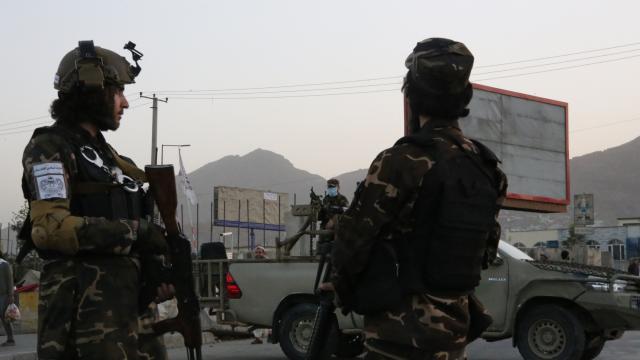 Taliban güçleri ile DEAŞ üyeleri arasında çatışma