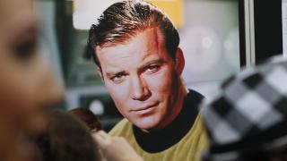 Kaptan Kirk'ün gerçek uzay yolculuğu