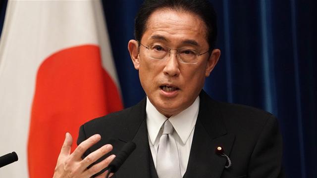 Japonyanın yeni başbakanı Kişida Fumio göreve başladı