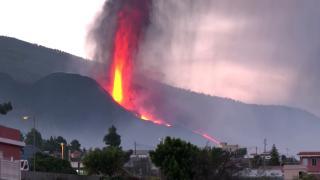 La Palma'da yanardağ tehdidi sürüyor