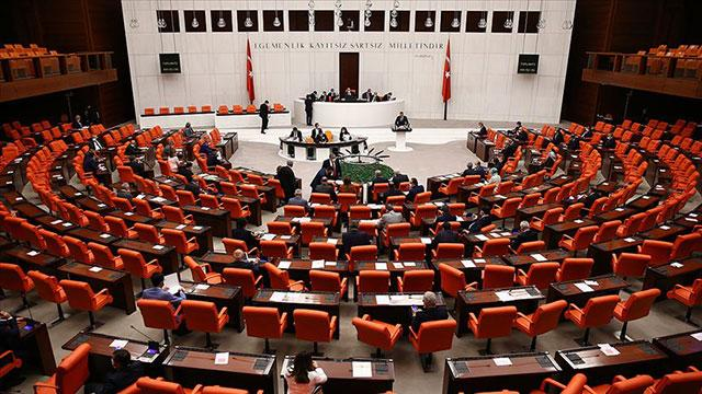 Meclisin yeni haftada gündemi ekonomi