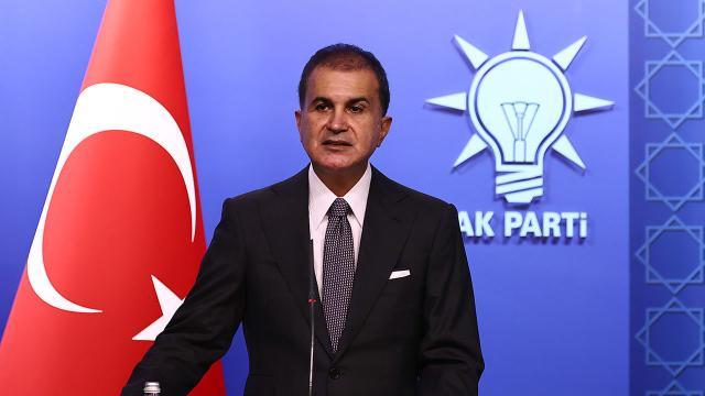 AK Parti Sözcüsü Çelik: Mavi Vatan, ana vatanın ayrılmaz bir parçasıdır