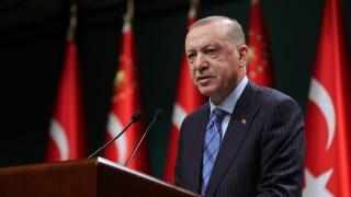 Cumhurbaşkanı Erdoğan'dan Mevlid Kandili mesajı