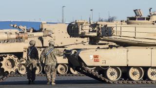 Doğu Avrupa: Rusya'ya karşı en iyi caydırıcılık ABD'nin askeri varlığı