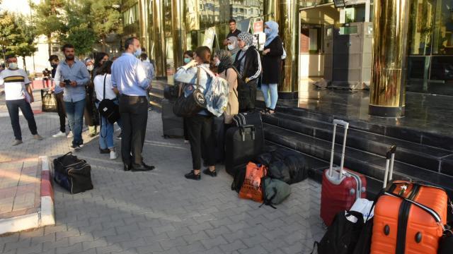 Siirtte 168 üniversite öğrencisi yurt ve misafirhanelerde misafir ediliyor