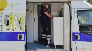 Siirt Belediyesi personeli sağlık taramasından geçirildi