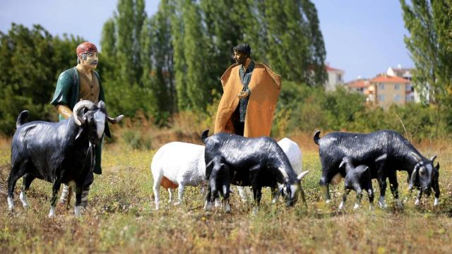 8 bin yıllık köy yaşamı açık hava müzesinde tanıtılacak