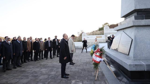 Dışişleri Bakanı Mevlüt Çavuşoğlu, Ukraynada