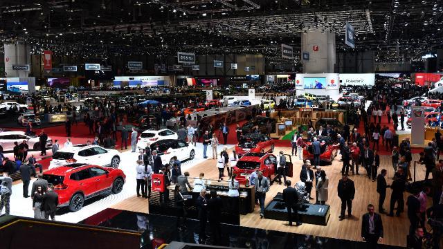 2022 Cenevre Otomobil Fuarı yine iptal edildi
