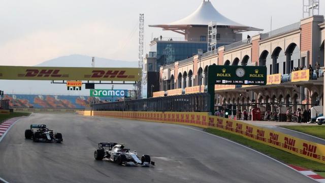 Formula 1de heyecan Türkiyede devam edecek