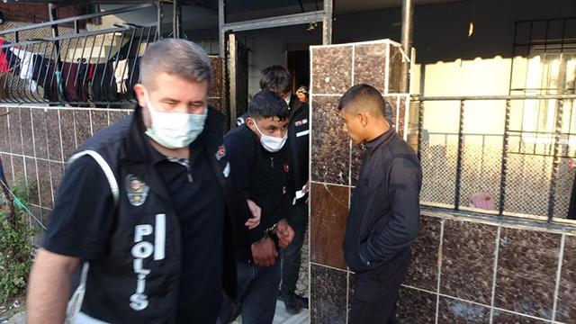 Bursada silah kaçakçılarına şafak operasyonu: 6 tutuklama
