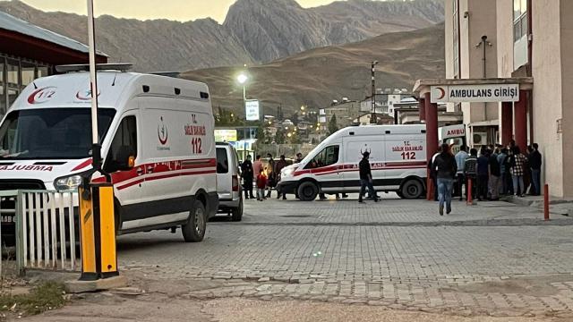 Hakkaride maden ocağında meydana gelen göçükte 2 işçi öldü