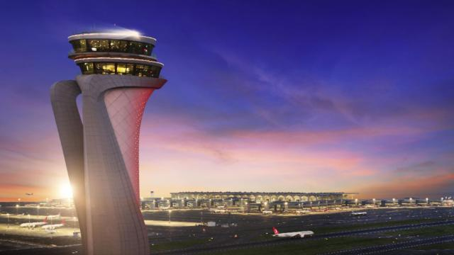 İstanbul Havalimanı eylülde 4 milyondan fazla yolcuya hizmet verdi