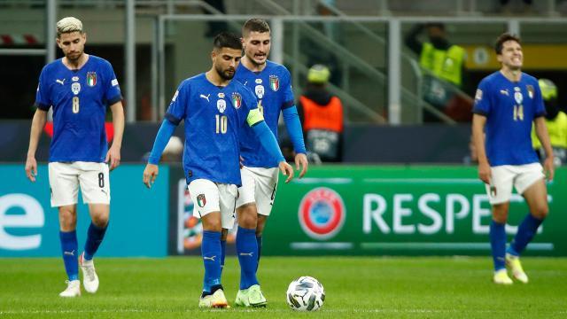 İtalya Milli Futbol Takımı 37 maç sonra yenildi