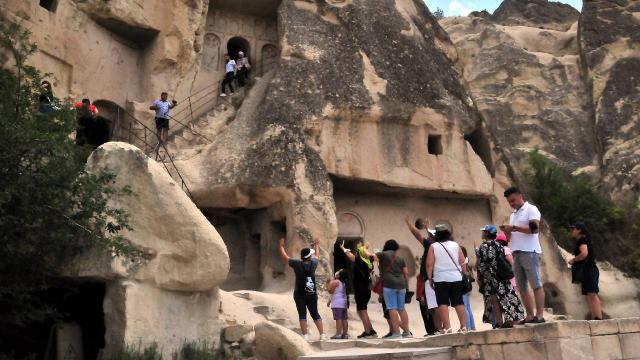 Kapadokyaya eylülde 358 bin 193 ziyaretçi