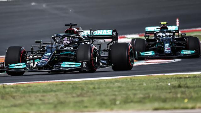 Lewis Hamilton İstanbul Park tarihinin en hızlı pilotu oldu