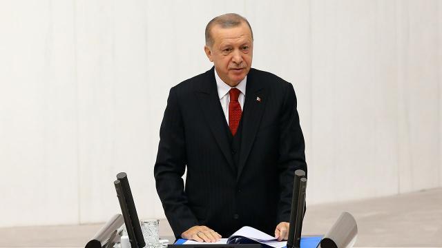 Cumhurbaşkanı Erdoğan: Meclisin ışıkları yanıyorsa bu ülkenin sırtı yere gelmez