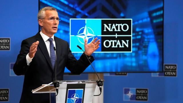 Stoltenberg: Rusyanın kötü niyetli faaliyetlerinde artış görüyoruz