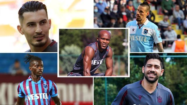 Trabzonsporun vazgeçilmez beşlisi
