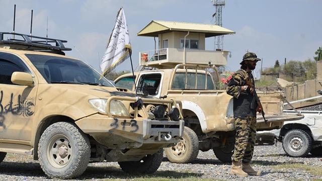 ABD ile Taliban arasında çekilme süreci sonrası ilk kez temas