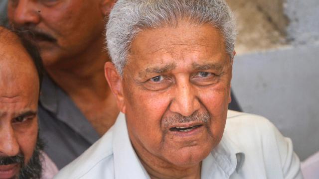 Pakistanın nükleer bilimcisi: Dr. Abdul Kadir Han