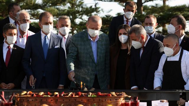 Cumhurbaşkanı Erdoğan: Adana Lezzet Festivali Sıfır Atık prensibiyle düzenleniyor