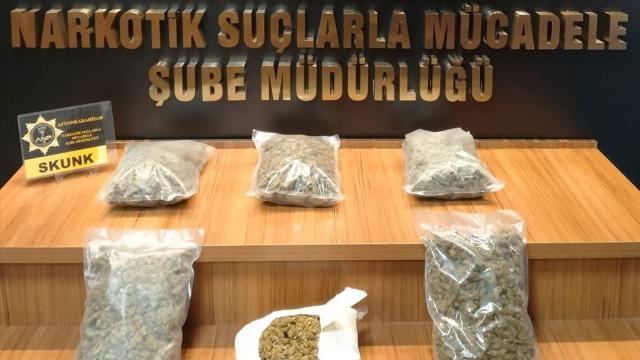 Afyonkarahisarda uyuşturucu operasyonu: 3 gözaltı