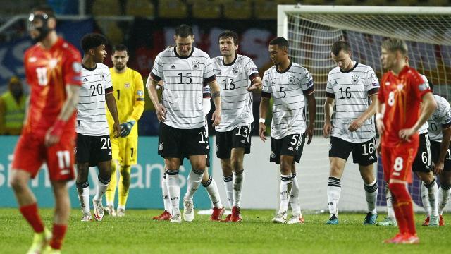 Katar 2022nin ilk biletini Almanya aldı