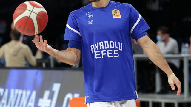 Anadolu Efes THY Avrupa Liginde Fransa deplasmanında