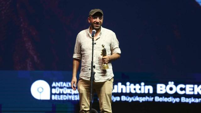 58. Antalya Altın Portakal Film Festivalinde ödüller sahiplerini buldu