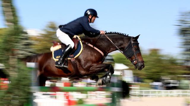 """Cumhurbaşkanlığı Kupası """"Goldplay"""" isimli atıyla Uğur Yılmazın"""