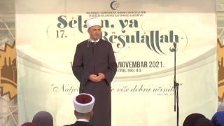 Bosna Hersek'te `Selam ya Resulallah` etkinliği
