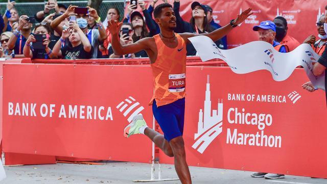43. Chicago Maratonu koşuldu