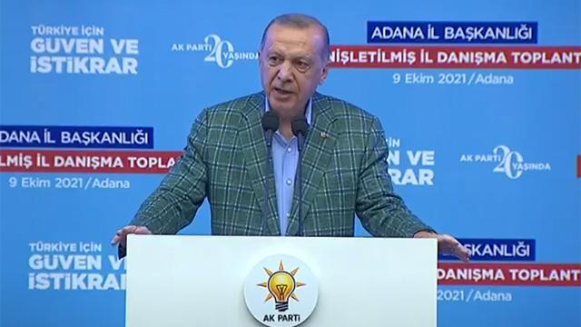Cumhurbaşkanı Erdoğan: Uluslararası yatırımcılar Türkiyeye güveniyor