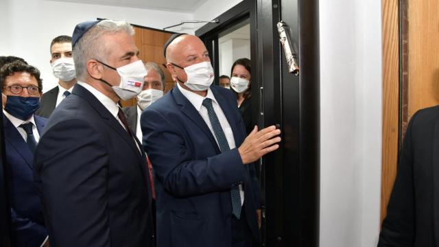 İsrailin Rabat Büyükelçisi David Govrin oldu