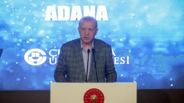 Cumhurbaşkanı Erdoğan: Amacımız yüz yüze eğitimi devam ettirmek