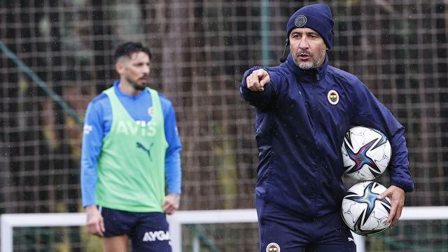 Fenerbahçede Vitor Pereira ideal 11ini arıyor
